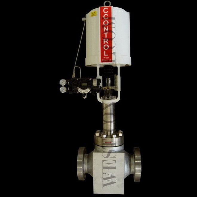 CV1800 Multi Stages Control Valve